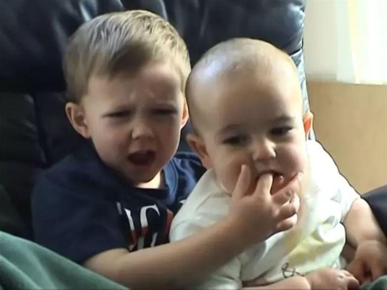 28-05-2021 Imagen del vídeo 'Charlie bit my finger' POLITICA YOUTUBE/HDCYT
