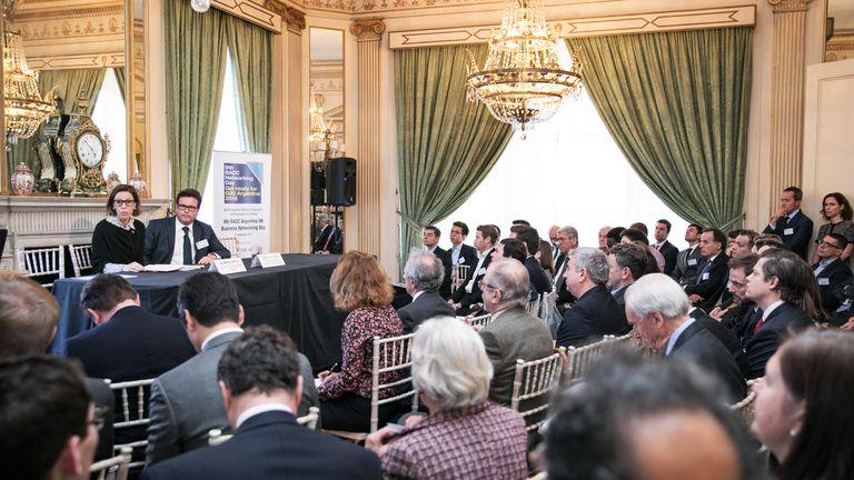 Evento de networking de la Cámara de Comercio Británico Argentina