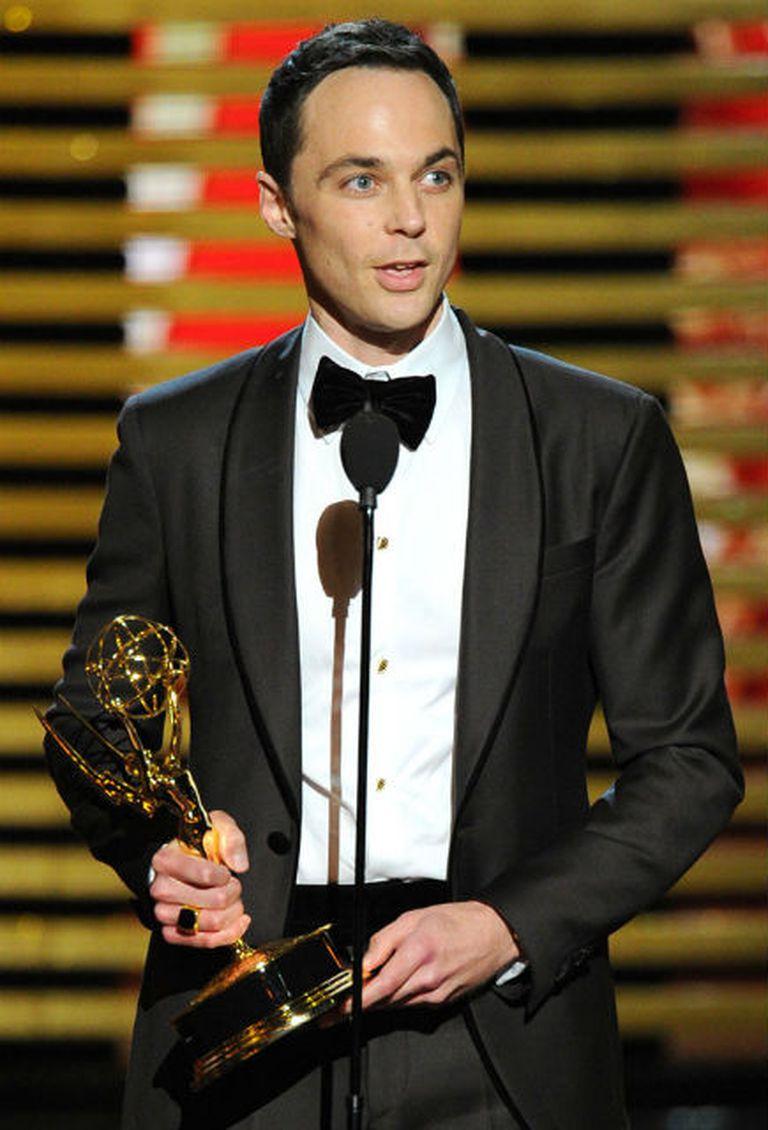 Otro Emmy para Jim Parsons, ¿no será mucho?