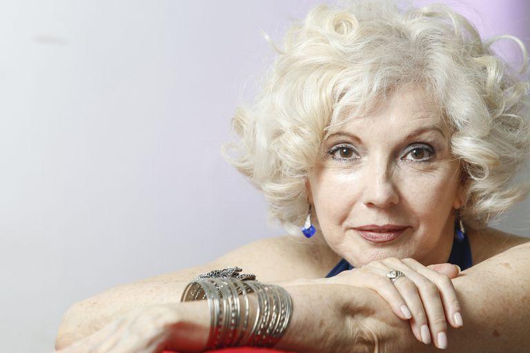 """Ana María Cores, sobre Badía: """"Fue muy respetuoso con los artistas y una gran persona""""."""
