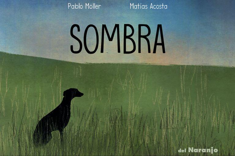Sombra, uno de los libros ilustrados por Acosta