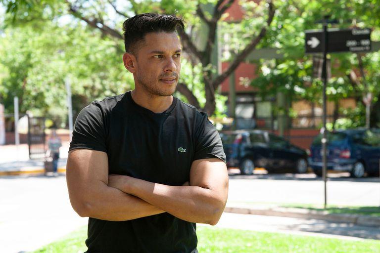 Ronald Medina bajó 22 kilos durante la cuarentena