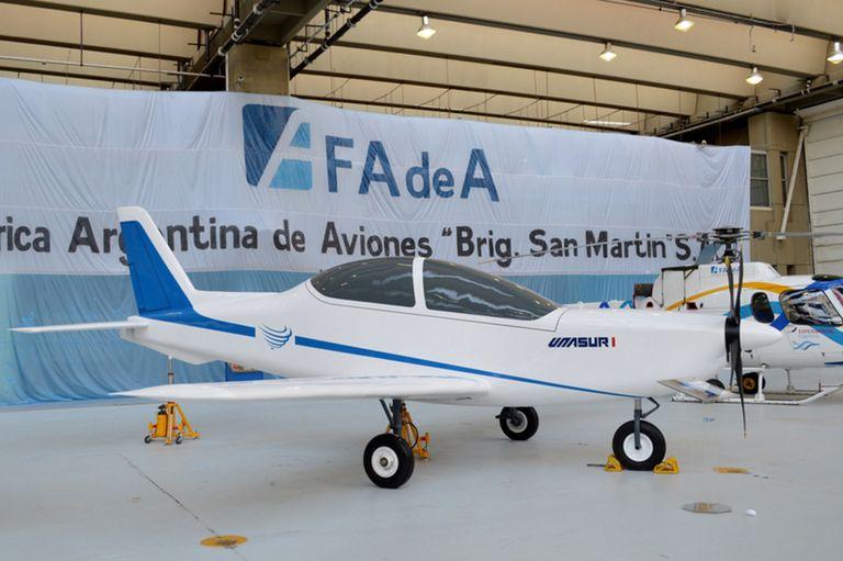 Fábrica Argentina de Aviones Brigadier San Martín