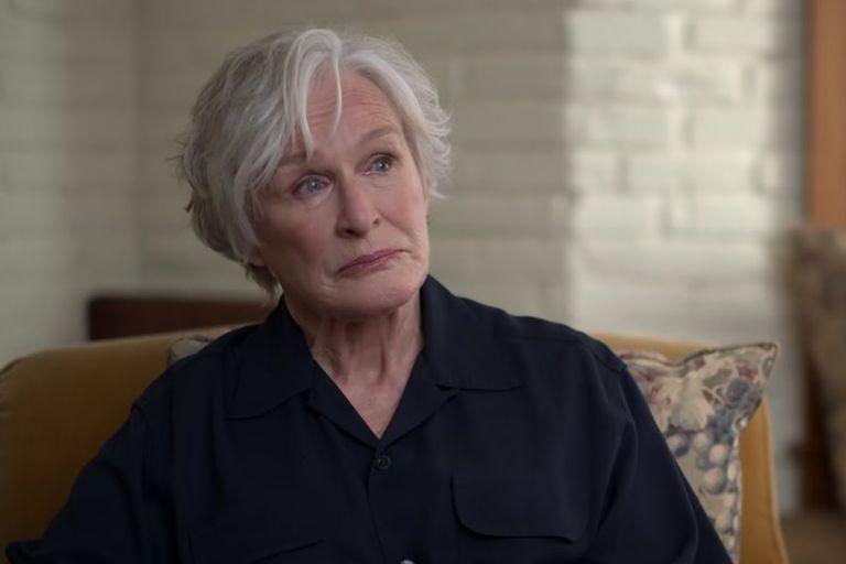 Glenn Close se abrió sobre su vida familiar