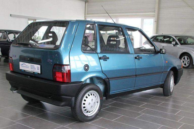 Entre 1983 y 2010, se fabricaron cerca de 9 millones de Fiat Uno y fue uno de los vehículos de mayor producción en el mundo