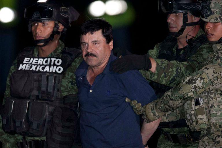 El narcotraficante fue detenido luego de 181 días prófugo. Fuente: The New York Times