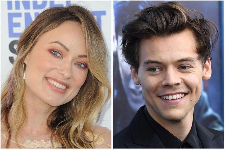 Olivia Wilde y Harry Styles, protagonistas del inesperado primer romance del año