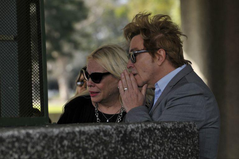 Día de enorme tristeza para Silvia y Guido