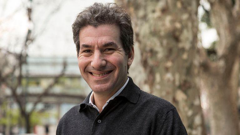 Andy Freire, legislador porteño de Vamos Juntos