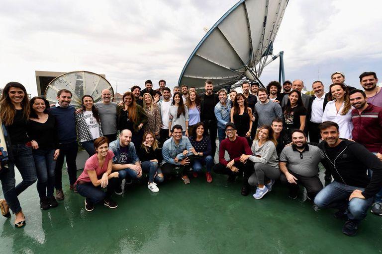 ShowMatch puso primera: comenzó la producción del Bailando 2018