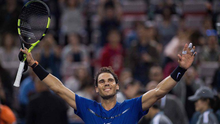 Rafa definirá el título de Shanghai ante Roger