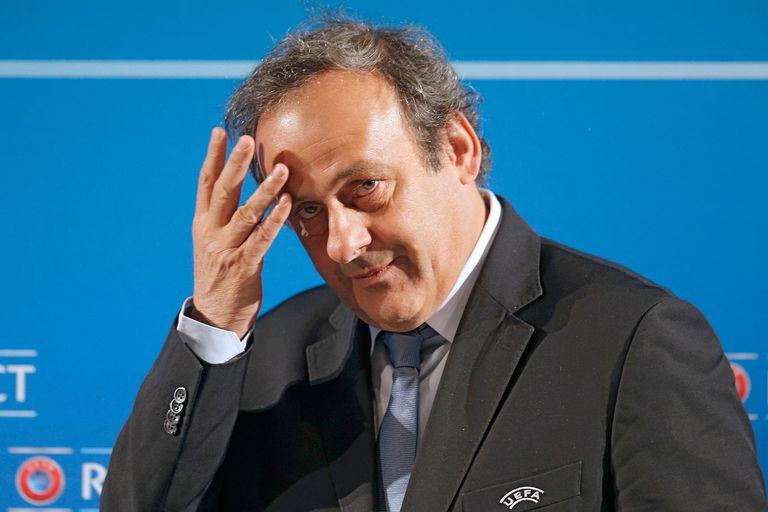 Detuvieron a Michel Platini, expresidente de la UEFA, por presunta corrupción en la elección de Qatar 2022