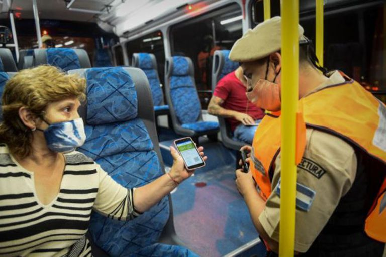 Restricciones por coronavirus: los controles de transporte en Ciudad y Nación