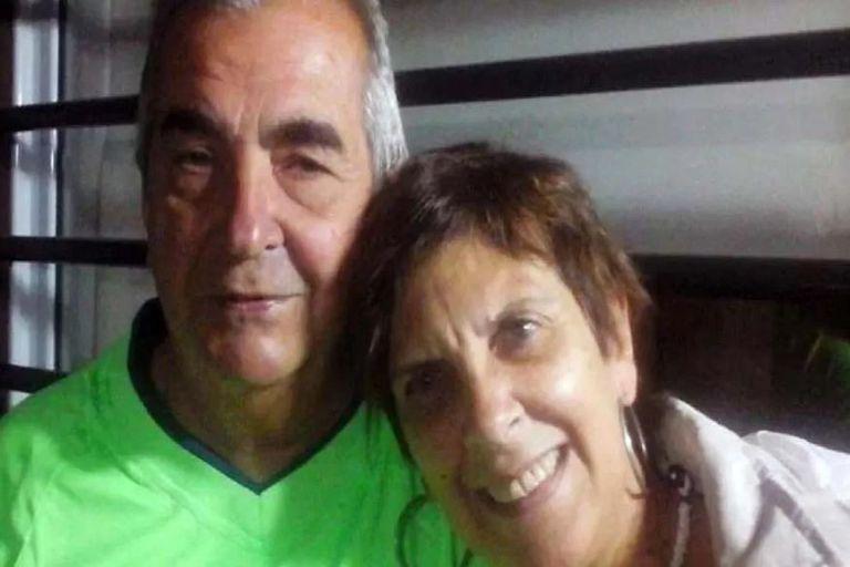 Alberto Chirico y María Speranza, las víctimas de una agente que los ejecutó en Parque Avellaneda