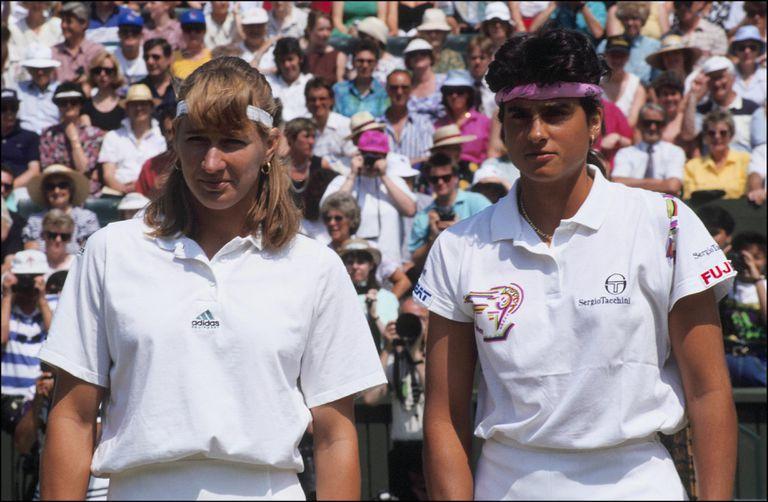 El día que Sabatini estuvo a dos puntos de ganar Wimbledon y ser la número 1 del mundo
