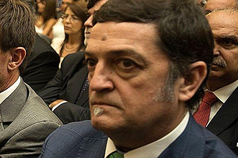 El juez José Luis Rodríguez