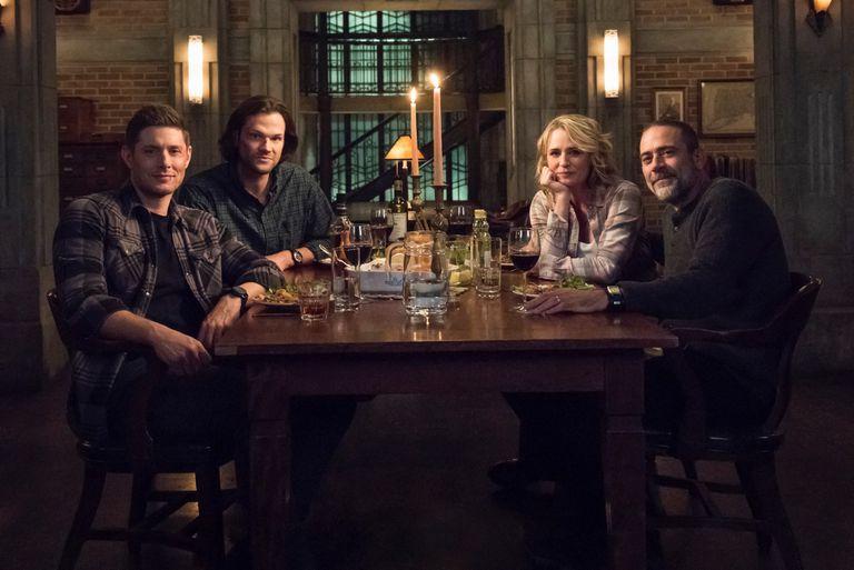 """La familia Winchester vuelve a reunirse para celebrar los 300 episodios de """"Supernatural""""... y acabar con más demonios"""