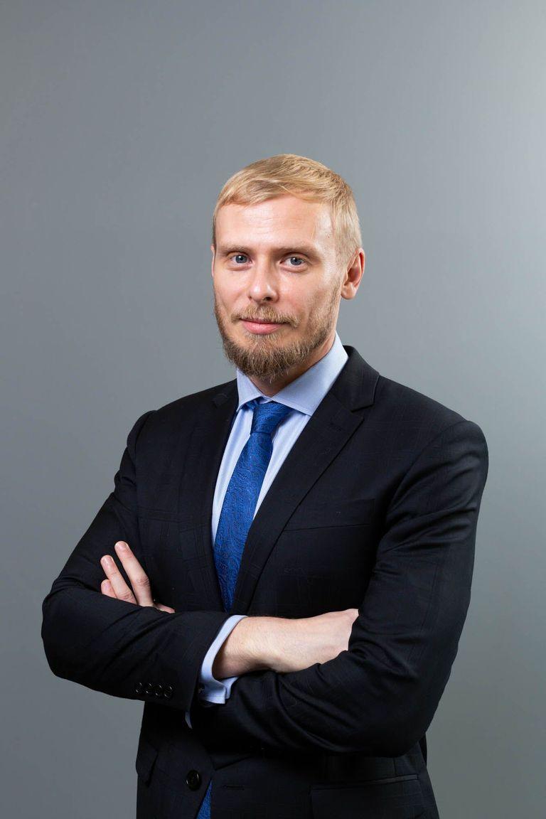 Ivan Dybov, director de la oficina regional de Rosatom América Latina