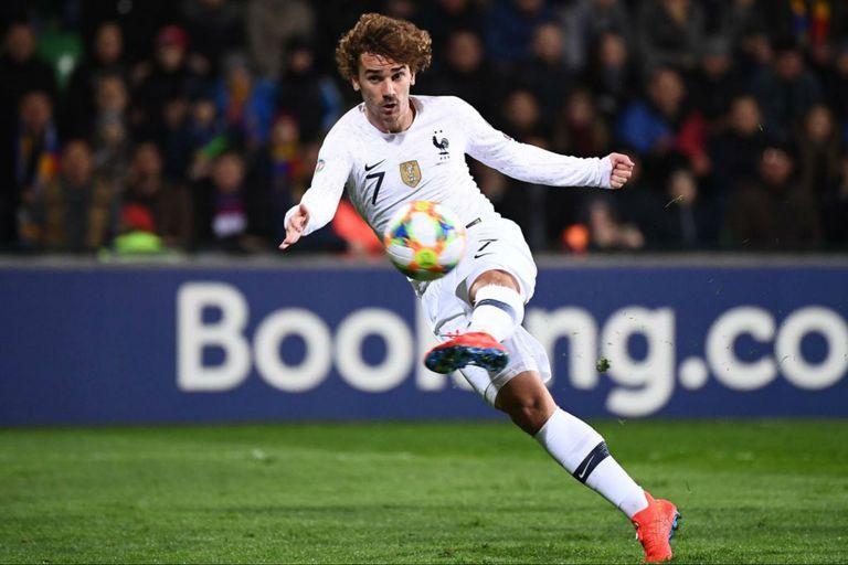 Goleadas europeas: Inglaterra y Francia, sin problemas en la primera fecha