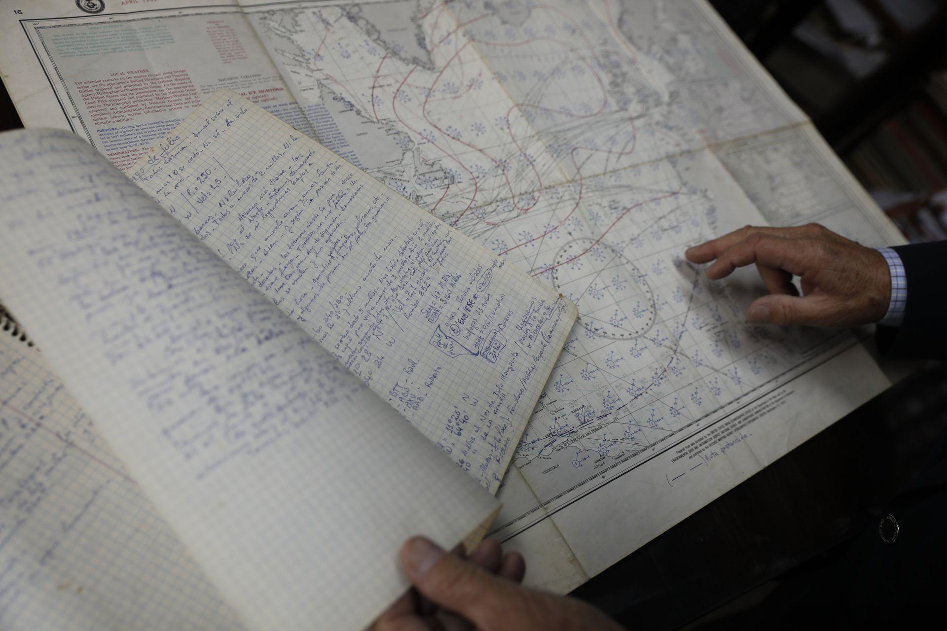 La expedición y la proeza del grupo, dio vuelta el mundo; se filmó una película (la dirigió Barragán) que se tradujo a seis idiomas y fue vista por 1.000.000 de personas