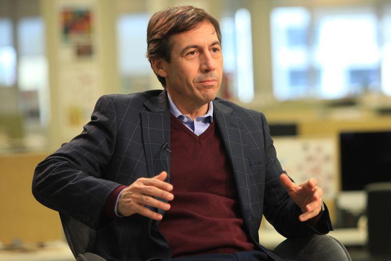 El jefe del interbloque de Juntos por el cambio, Luis Naidenoff, dijo que su bancada está dispuesta a sesionar si el Poder Ejecutivo lo necesita