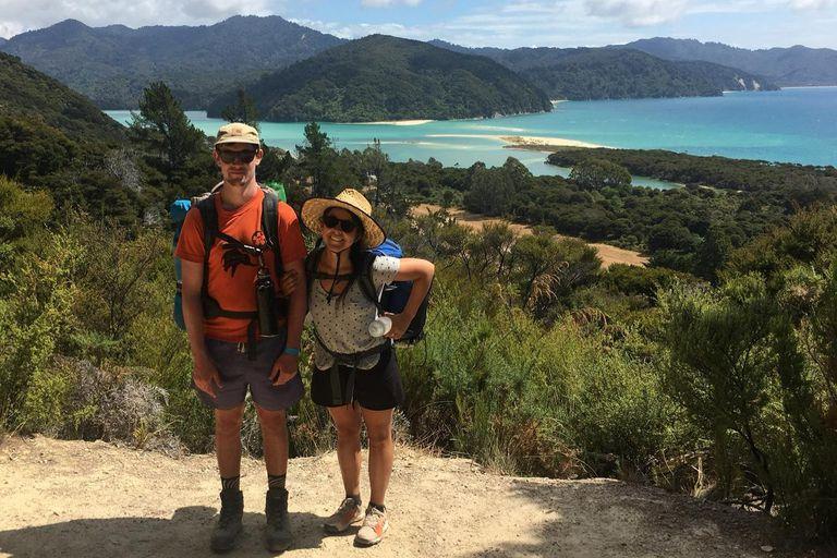 Camila Rebosolan y su novio Logan son pareja hace más de dos años; por la pandemia él quedó en Nueva Zelanda y ella en Argentina y desde hace cinco meses no se ven