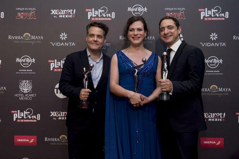 El tándem detrás de Una mujer fantástica: Sebastián Lelio, Daniela Veaga y Juan de Dios Larrain