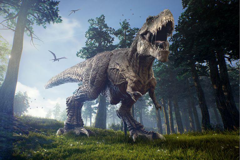 """Se cumplen 180 años de la invención del término """"dinosaurio"""""""