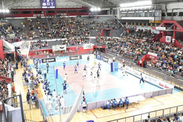 El voleibol argentino busca atraer nuevas audicias a través del streaming