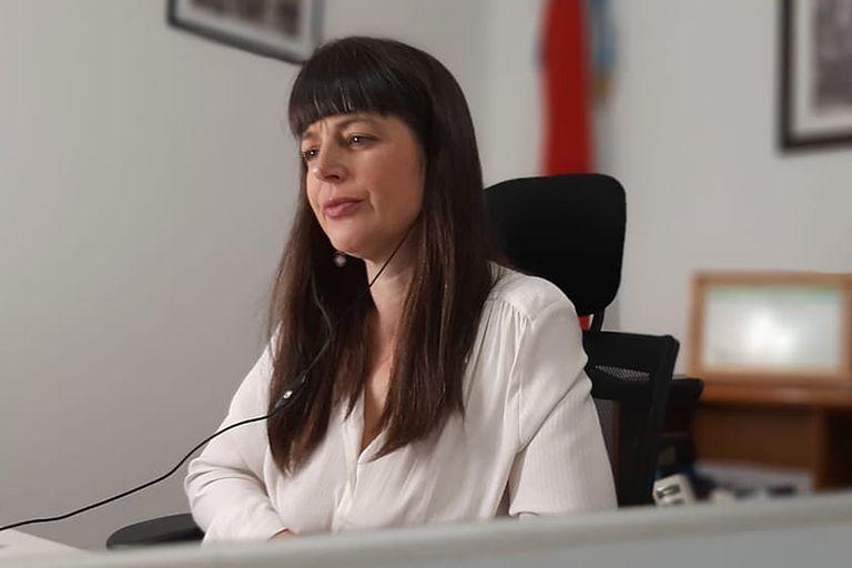 La diputada Carolina Gaillard