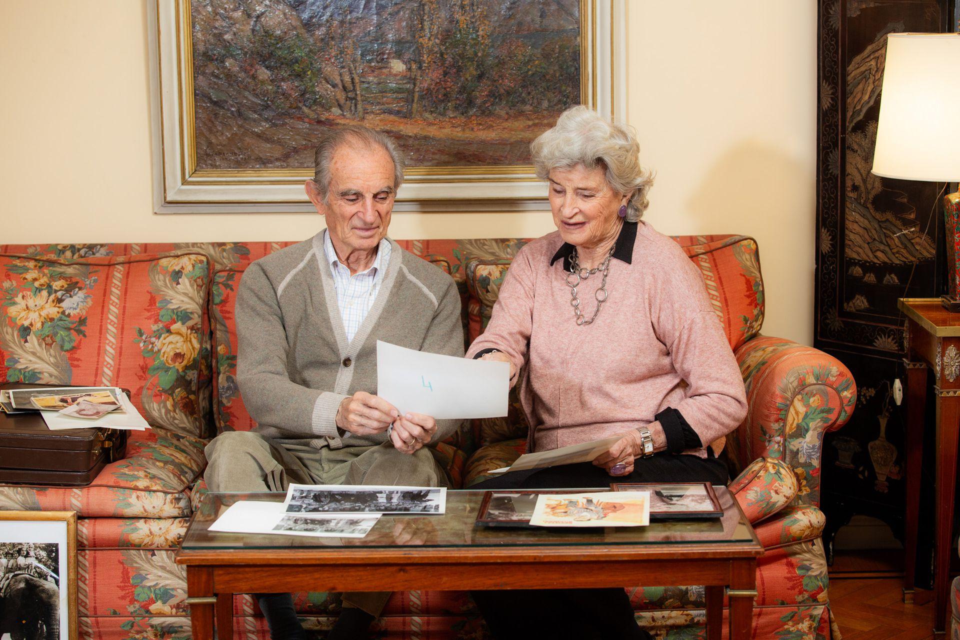 Eugenio y Estela Holmberg comparten los recuerdos de sus diez años en el zoológico porteño.