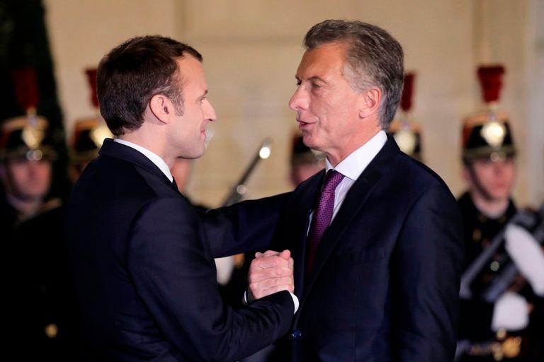 """Macri: """"Con un acuerdo Mercosur-UE, ambas regiones tienen muchísimo para ganar"""""""