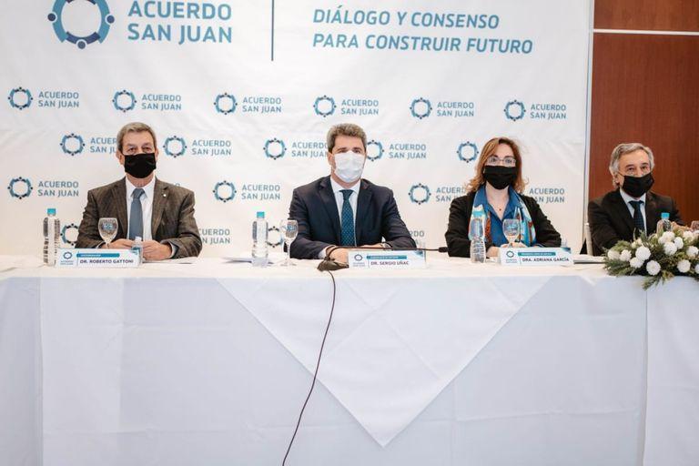 Pospandemia. Uñac llamó a un acuerdo en San Juan para salir de la cuarentena