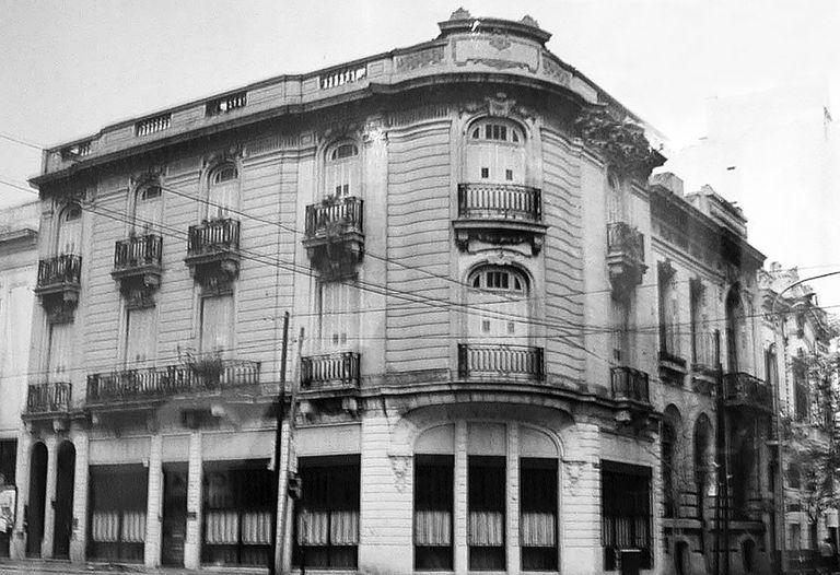 El edificio de la Avenida San Juan, donde estaban las oficinas de la AAT