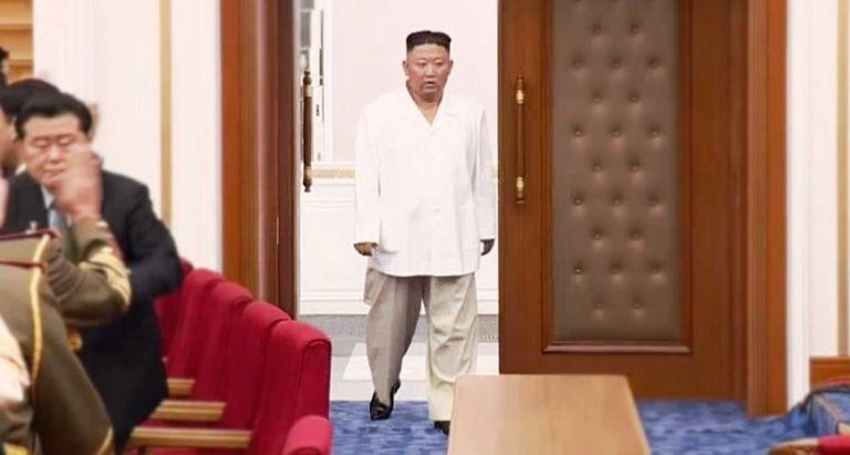 28-06-2021 El líder norcoreano, Kim Jong Un, visiblemente más delgado POLITICA ASIA COREA DEL NORTE NKNEWS