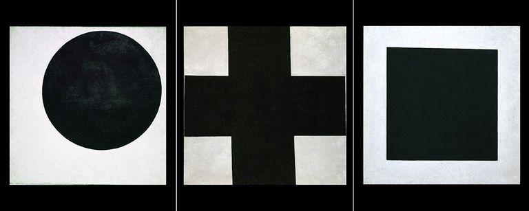 Muestra de Malevich