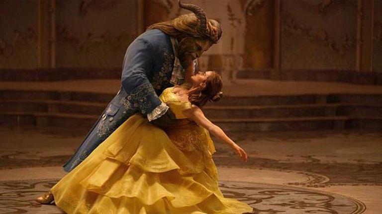 La Bella y la Bestia ya tiene su nueva versión de la clásica canción, por Grande y Legend