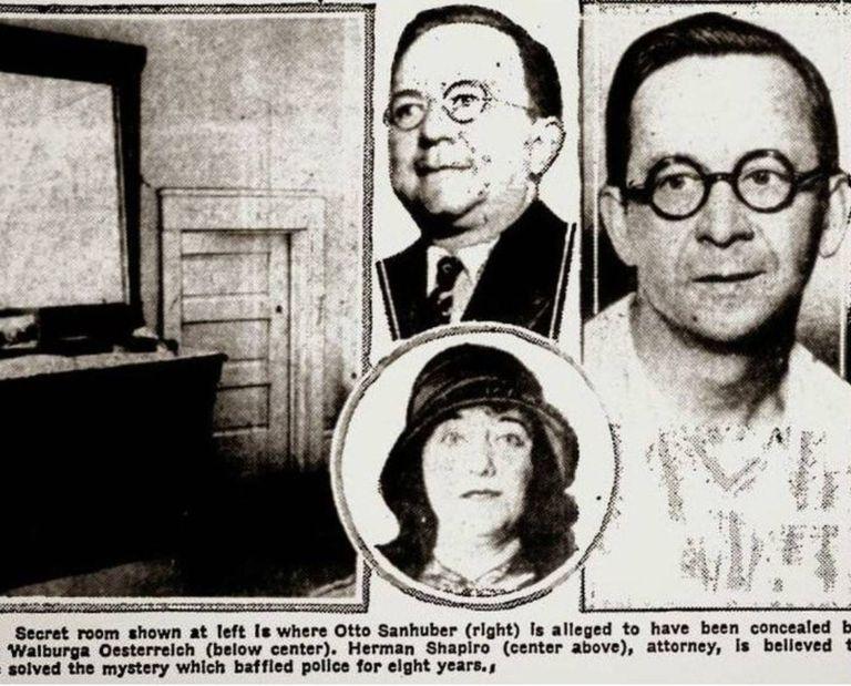 El caso del asesinato de Fred Oesterreich, con todos sus ingredientes, estuvo en la prensa estadounidense durante años, y siempre con diferentes novedades