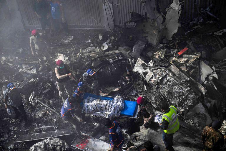 Accidentes aéreos: 2020, con menos muertos, pero una mayor tasa de desastres
