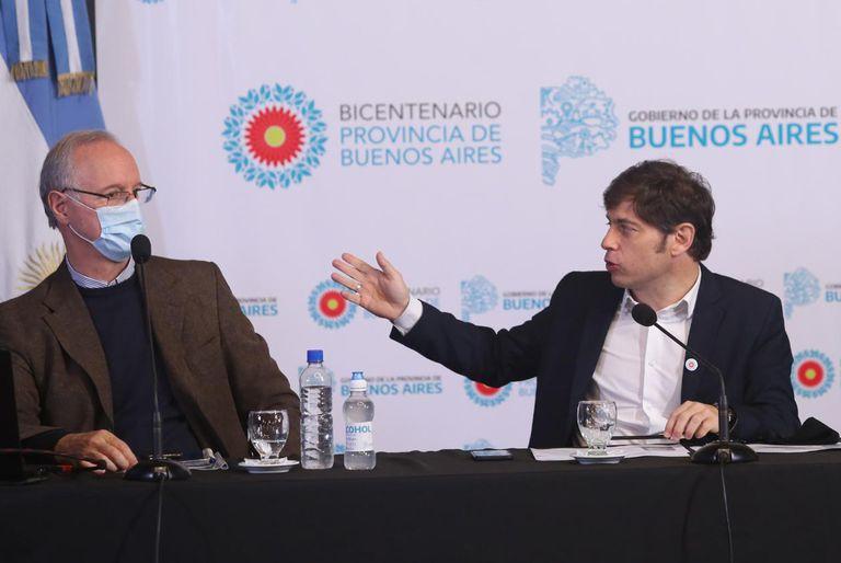 """Coronavirus en la Argentina: el ala """"política"""" del Gabinete de Axel Kicillof ganó protagonismo con la crisis"""