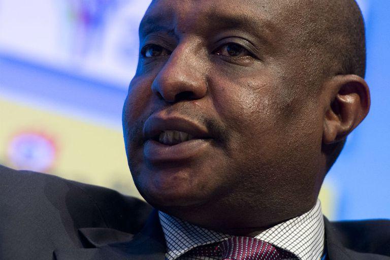 Henry Rotich, secretario del Tesoro de Kenia