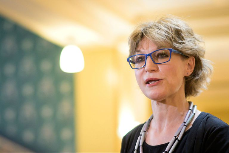 La relatora de la ONU para las ejecuciones extrajudiciales, Agnes Callamard