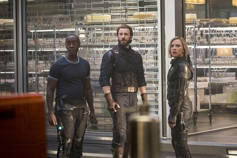 La superpoblación de estrellas atenta, en Avengers: Infinity War, contra el brillo que cada una merece por separado