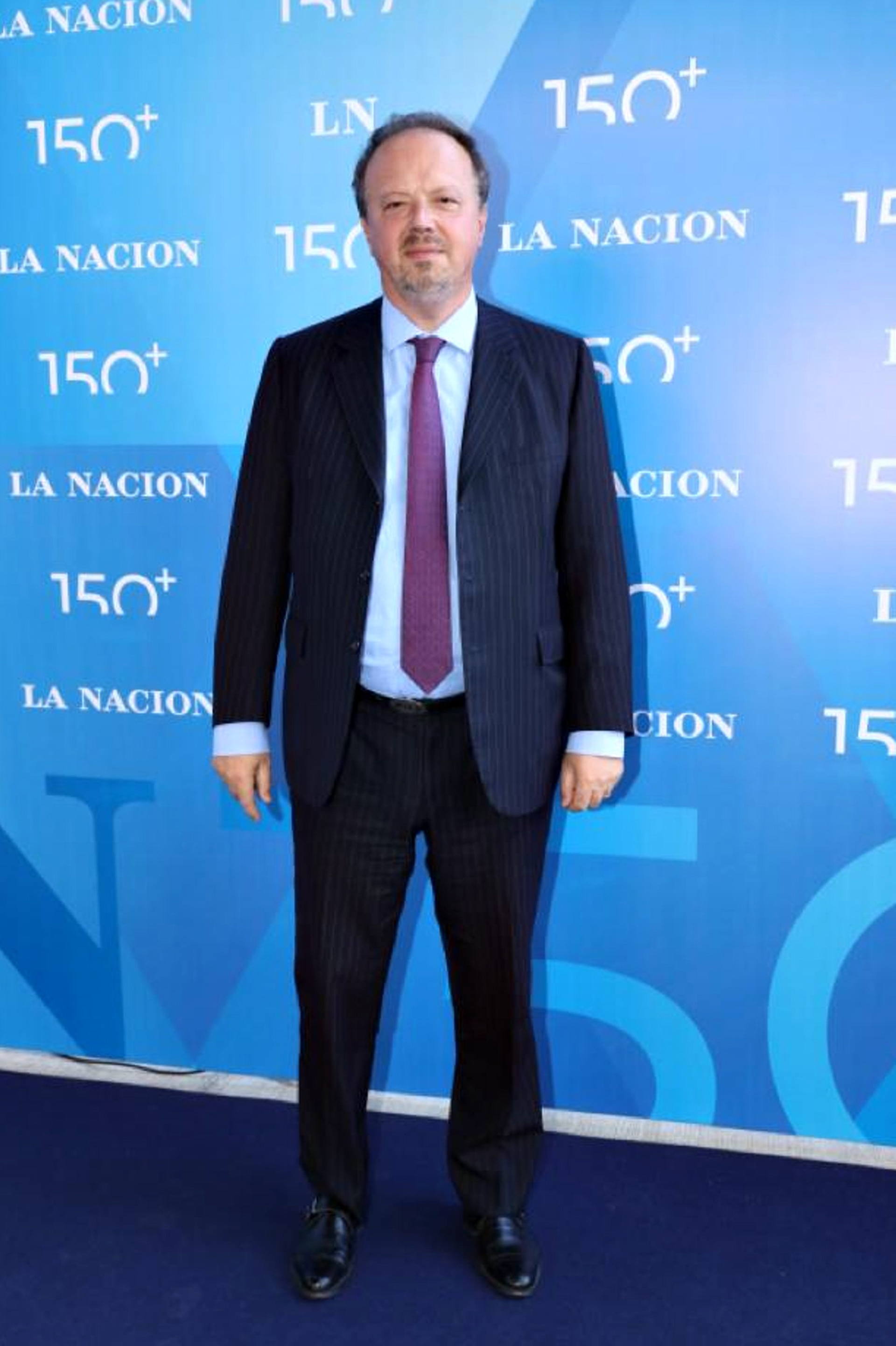 Juan Nápoli del Banco de Valores