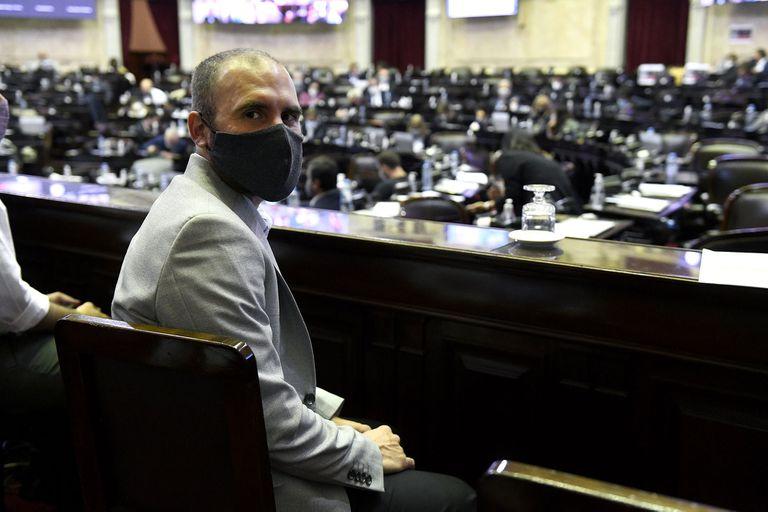 La oposición en el Congreso cuestionó la previsión de gastos planteada por Martín Guzmán en el presupuesto