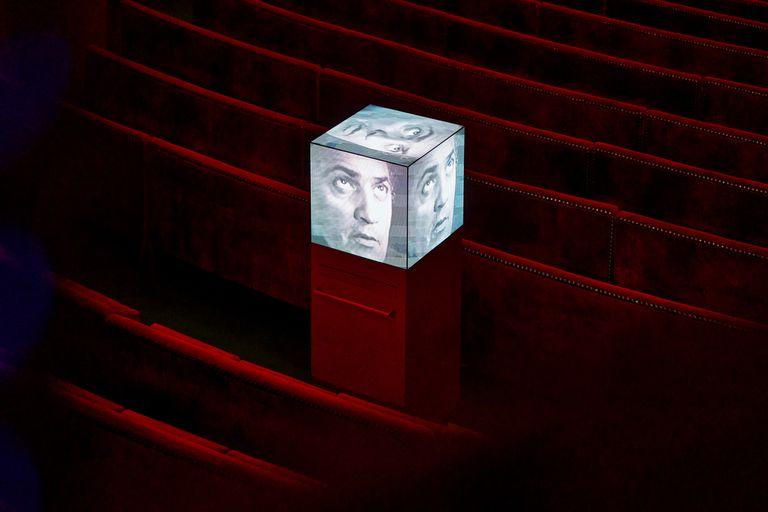 Usaron inteligencia artificial para filmar como Fellini