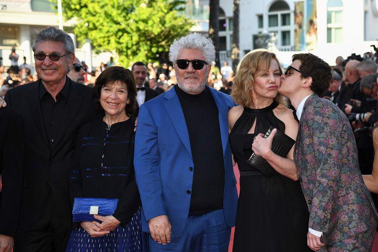 En sintonía con el estreno en Cannes, se dio a conocer el trailer oficial de la película