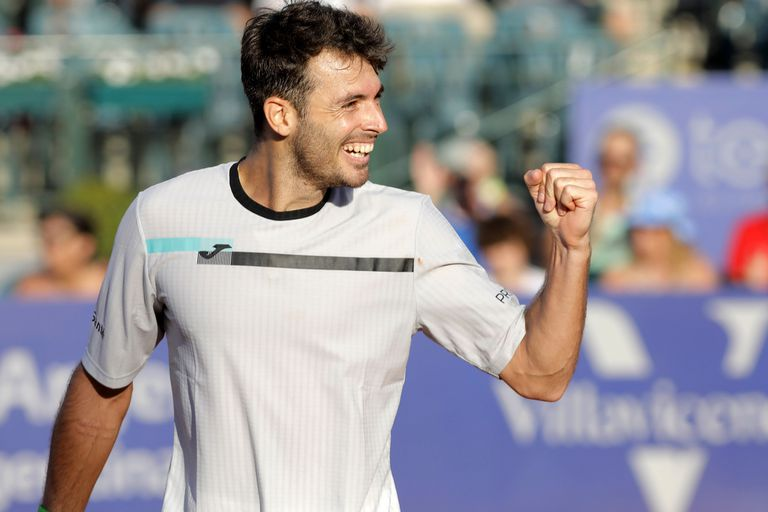 El cordobés Juan Ignacio Londero, de 26 años, debutará en la Copa Davis, frente a Colombia.