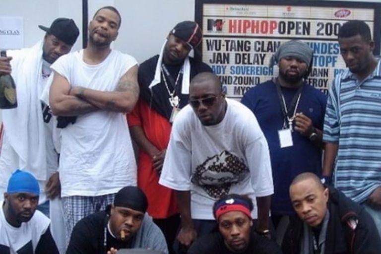 La banda neoyorquina Wu-Tang Clan canceló su show de abril