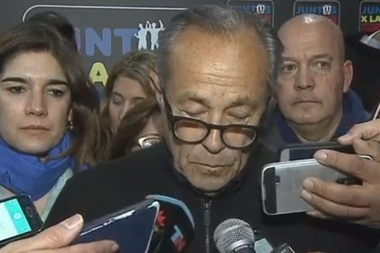 """""""Es un gran honor haber recibido su apoyo, por todo lo que han hecho ustedes por mí"""", dijo el senador"""